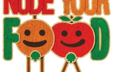 'Nude Food Week' next week