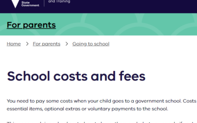 2021 Parent Payment Advice now available