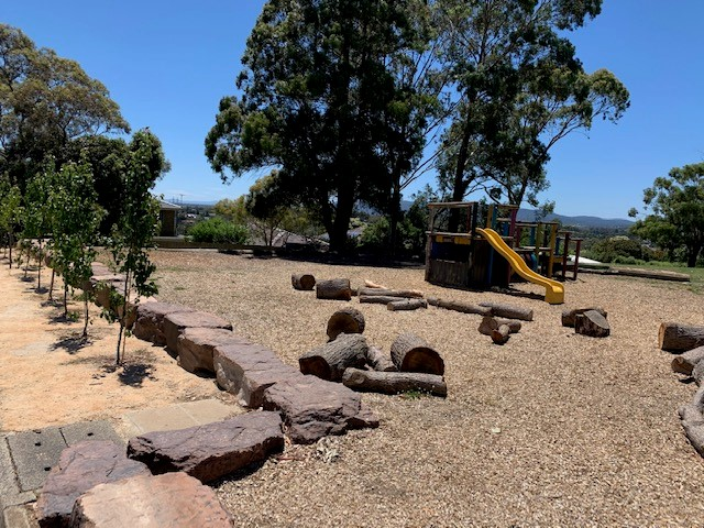 Grant for new playground
